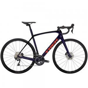 2021 Trek Domane SL 6 Road Bike in Purple Abyss