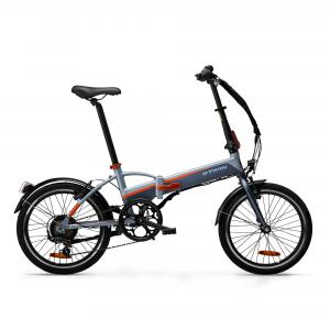 BTWIN Electric Assisted Folding Bike Tilt 500