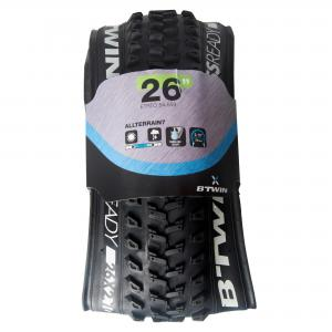 Rockrider All Terrain 7 Mountain Bike Tyre - 26x2.10