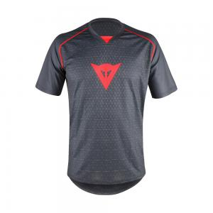 2017 Dainese Small Short Sleeve Riding Jersey In Grey