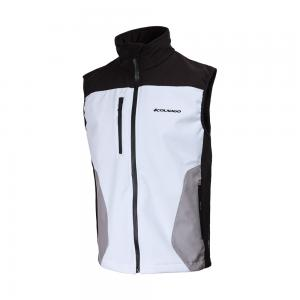2019 Colnago Softshell Cycling Gilet in White