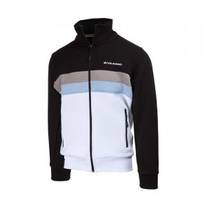 2019 Colnago Zip Sweatshirt in Black