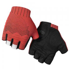 2021 Giro Xnetic Road Cycling Mitts in Red