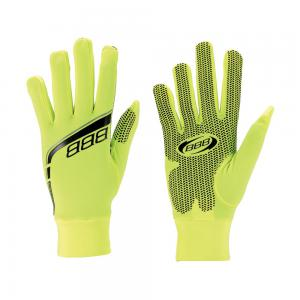 BBB RaceShield Gloves in Yellow