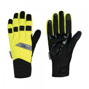 BBB WaterShield Winter Gloves in Yellow