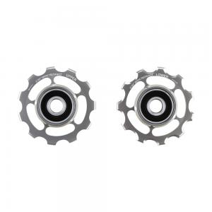 CeramicSpeed Campagnolo 11s Road Coated Pulley Wheel In Silver