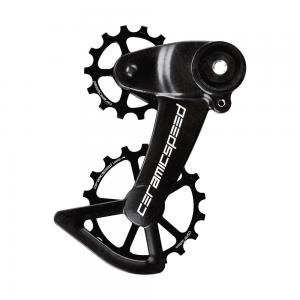 CeramicSpeed Coated SRAM Eagle Mechanical OSPW X System In Black