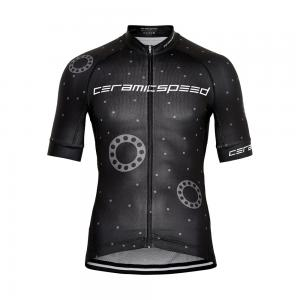 CeramicSpeed Cycling Shirt In Black
