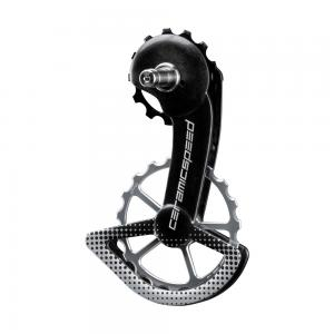 CeramicSpeed OSPW Coated SRAM Etap Lighweight System In Black