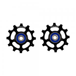 CeramicSpeed Shimano 11s Road Coated Pulley In Blue