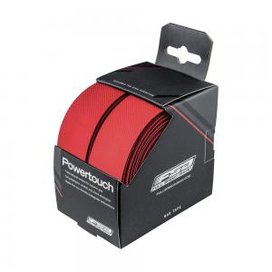 FSA Power Touch Road Bike Handlebar Tape in Red