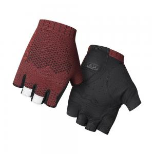Giro Xnetic Road Cycling Mitt In Red