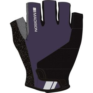 Madison Keirin Womens Mitts in Purple