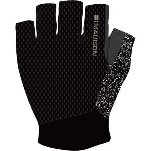 Madison RoadRace Mens Mitts in Black