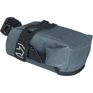 Pro Discover 0.6L Saddle Bag In Grey