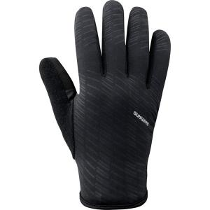 Shimano Clothing Gloves Early Winter in Black