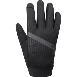 Shimano Wind Control Gloves In Black