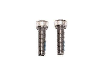 Weldtite M6 X 20mm Bolts in Silver