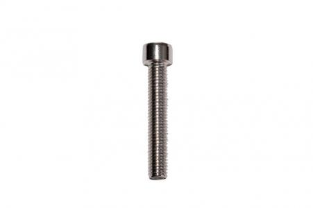 Weldtite M8 X 45mm Bolt in Silver