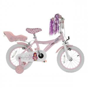 Cosmic Princess 14 Inch Girls Bike