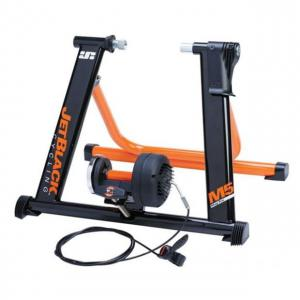 Jet Black Black M5 Pro Magnetic Cycle Trainer