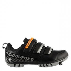 Muddyfox MTB100 Junior Cycling Shoes