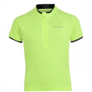 Pinnacle Short Sleeve Cycling Jersey Junior
