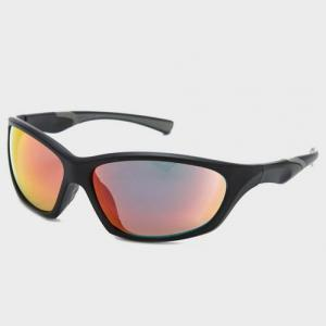 Peter Storm                             Men's Square Wrap-Around Sunglasses