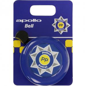 Apollo Police Patrol Bike Bell