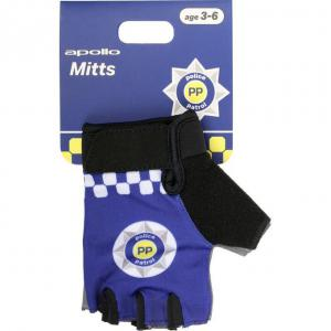 Apollo Police Patrol Bike Mitts
