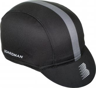 Boardman Cycle Cap Black/Grey