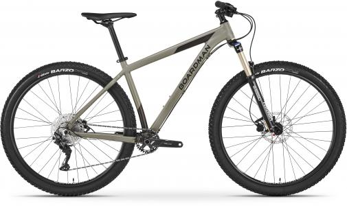 Boardman MHT 8.6 Mens Mountain Bike 2021 - Grey - S, M, L Frames