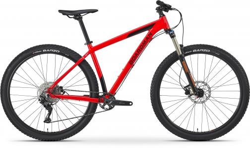 Boardman MHT 8.6 Mens Mountain Bike 2021 - Red - S, M, L Frames