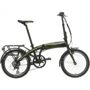 Carrera Crosscity Folding Electric Bike
