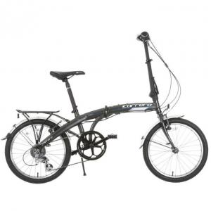 Carrera Intercity Folding Bike - Grey
