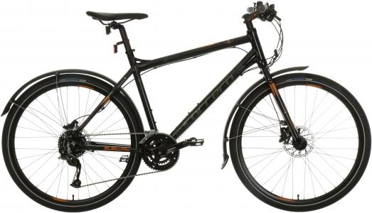 Carrera Subway All Weather Edition Mens Hybrid Bike - S, M, L Frames