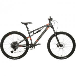Carrera Titan X Mens Full Suspension Mountain Bike - S, M, L, Frames