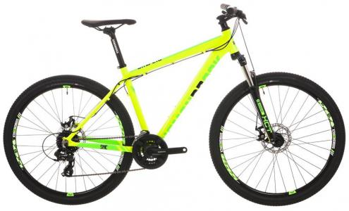 Diamondback Sync 2.0 Mens Mountain Bike - Yellow, 22