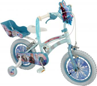 Frozen 2 Kids Bike - 14