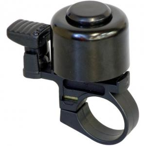 Halfords Black Ping Bike Bell