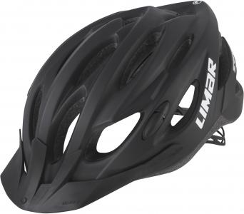 Limar Scrambler Bike Helmet - Matt Black