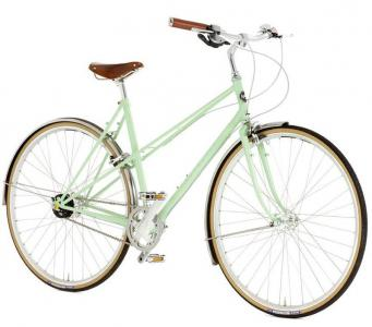 Pashley Aurora Womens Bike - Peppermint 18