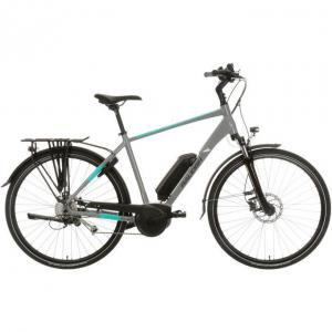 Raleigh Felix+ Crossbar Electric Hybrid Bike - 46cm, 53cm Frames