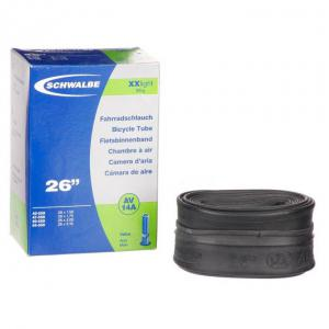 Schwalbe AV14A XX Light Schrader Bike Inner Tube - 26