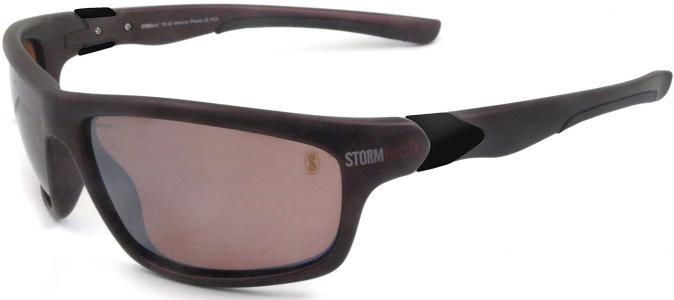 StormTech Crete Sunglasses, Metallic Copper