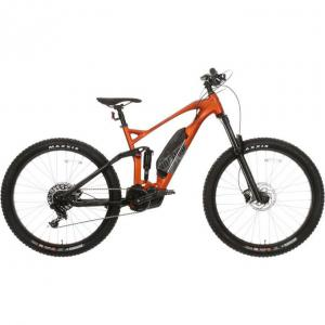 Voodoo Zobop E-Shimano Full Suspension Electric Mountain Bike - 16