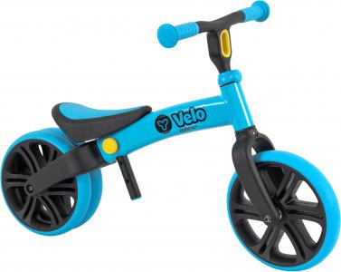 Y Velo Junior Balance Bike - Blue - 9