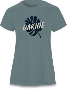 Dakine Abstract Palm Womens SS Tech Tee Lead
