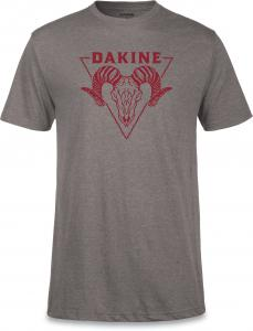 Dakine Badlands SS Tech Tee Heather Graphite