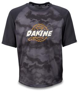 Dakine Prodigy Youth SS Jersey Black/Dark Ashcroft